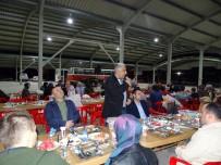 ALI ÖZDEMIR - Hisarcık Belediyesi'nden Milli Eğitim Camiasına İftar