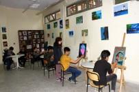 KADIR HAS - Hizan'da 'Resim Atölyesi' Açıldı