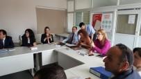 İŞ SAĞLIĞI - İş Sağlığı Ve Güvenliği Değerlendirme Toplantısı Düzenlendi