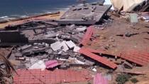 İSLAMİ CİHAD - İsrail'in Gazze'ye Yönelik Hava Saldırıları Devam Ediyor