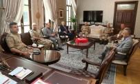 MAHMUT HERSANLıOĞLU - Jandarma Genel Komutan Yardımcısı Tümgeneral Çitil, Hatay'da
