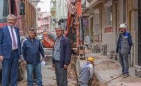 Karacabey'deki Elektrik Hatları Yer Altına Alınıyor