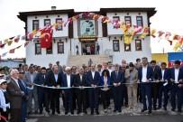 BÜYÜKŞEHİR YASASI - Karapınar Şehir Konağı Hizmete Açıldı
