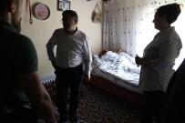 MEHMET NURİ ÇETİN - Kaymakam Çetin'den Köy Ziyareti