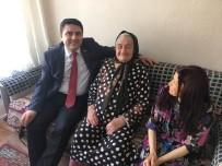 KARAKURT - Kaymakam Tunç, Marmara Adası'nın Ulu Çınarlarını Ziyaret Etti