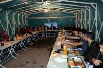 İFTAR ÇADIRI - Kayseri Ülkü Ocaklarından Basın Mensuplarına İftar