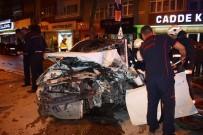 MALATYA ADLI TıP KURUMU - Malatya'da Feci Kaza Açıklaması 1 Ölü