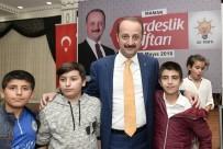 ABDULLAH ÖZER - Mamak'ta 'Kardeşlik İftarı'