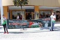 MAVİ MARMARA - Mavi Marmara Saldırısını Protesto Etmek İçin Sakarya'da Sessiz Eylem