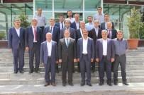 MEHMET PARLAK - Metin Memiş'ten Müdür Akdoğan'a Ziyaret