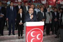 MHP Genel Başkan Yardımcısı Kalaycı Açıklaması 'Cumhur İttifakı Olarak Hedeflerimiz Büyük'