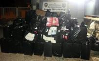 Midyat'ta 37 Bin 800 Paket Kaçak Sigara Ele Geçirildi