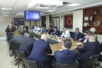 BASEL - MTSO Yönetimi, Banka Temsilcileriyle Bir Araya Geldi