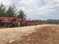 MUĞLA ORMAN BÖLGE MÜDÜRÜ - Muğla'da Yangın Sezonu Eğitim Ve Tatbikatla Başladı
