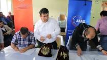 HÜSEYİN FİLİZ - 'Obruklu Köy' Taşınmaya Hazırlanıyor