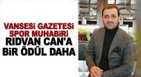TÜRKIYE SPOR YAZARLARı DERNEĞI - 'Ödünç Ayakkabıyla Dünya Dördüncülüğü' Haberi Türkiye Birinciliğine Layık Görüldü