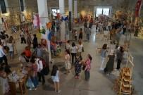 GRAFIK TASARıM - Öğrencilerden Yıl Sonu Sanat Sergisi