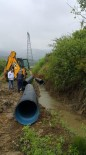 RECEP SERT - Osmaneli'nde Sulama Kanalları Temizleniyor