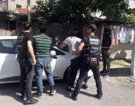 ÖZEL HAREKAT POLİSLERİ - (Özel) İstanbul'da Narkotik Uygulamasında Şoke Eden Görüntü