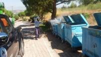 KUYULAR - Pamukkale'de İlaçlama Seferberliği Başladı