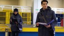 DEFİLE - PTT Çalışanlarına Yeni Kıyafet
