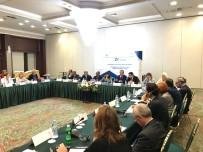 MAKEDONYA CUMHURİYETİ - Şeref Malkoç'tan Makedonya'ya Çalışma Ziyareti