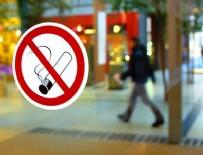 KAPALI ALAN - Sigara yasağına uymayanlara 'ceza yağdı'
