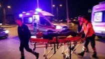 KARAKALE - Sivas'ta İki Otomobil Çarpıştı Açıklaması 5 Yaralı
