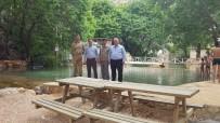 AHMET GENCER - Sugözü Mesire Alanı Regreasyon Projesi Devam Ediyor