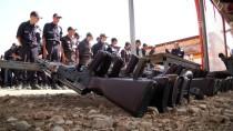 ÖZGÜR SURİYE ORDUSU - Suriyeli Polislere Zorlu Eğitim