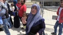ÖNCÜPINAR - Suriyeliler Bayram İçin Ülkelerine Gidiyor