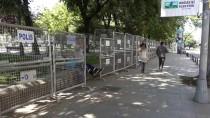 GEZİ PARKI - Taksim'de Güvenlik Önlemleri