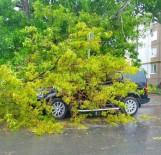 ŞİDDETLİ FIRTINA - Tataristan'da Şiddetli Fırtına