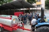DENIZ PIŞKIN - Tosya'da 26 Köye Yangına Müdahale Tankeri Teslim Edildi