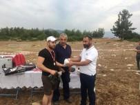 ABDURRAHMAN YILMAZ - Trap Atışı Yarışması Tamamlandı