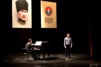CEM ÖZDEMIR - TSKM'de Klasik Müzik Şöleni