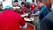 KARAÇAY - Türk Kızılayı'ndan Erbil'deki İç Göçmenlere İftar