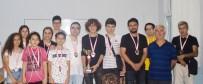 MERT ÖNER - Türkiye Kulüpler Satranç Şampiyonası Tamamlandı