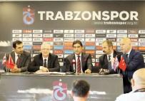 HAMI MANDıRALı - Ünal Karaman Trabzonspor'un 39. Hocası