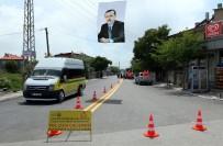 ÇETİN BİLİR - Van Büyükşehir Belediyesinden Yol Çizgisi Çalışması