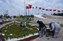BILAL ERDOĞAN - 15 Temmuz Şehitler Anıtı Yeniden Düzenlendi