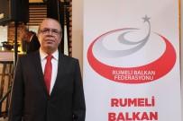 BİLİM ADAMI - 85 Rumeli Balkan Derneği İftar Programında Buluştu