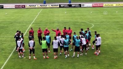 A Milli Futbol Takımı, Tunus Maçına Hazır
