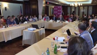 ABD'de 'Türkiye'de 24 Haziran Seçimleri' Paneli