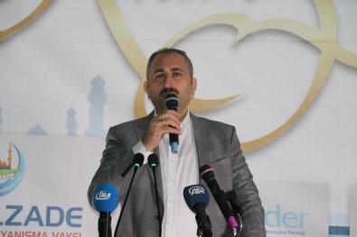Adalet Bakanı Gül Açıklaması 'Zulme Karşı Türkiye Ve Cumhurbaşkanı Dışında Kimsenin Sesi Çıkmıyor'