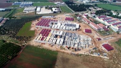 Adana'ya Yeni Cezaevi Kampüsleri İnşa Ediliyor