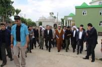 AK Parti Genel Başkan Yardımcısı Eker, Alatosun'u Ziyaret Etti
