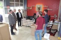 AK Parti Konya Milletvekili Adayı Ali Sürücü Seçim Çalışmalarını Sürdürdü