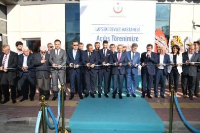 AK Partili Turan Lapseki'de