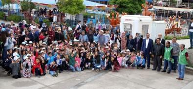 Aksaray'da Yetim Çocuklar Unutulmadı